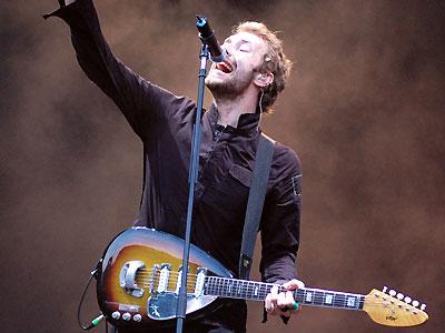 Coldplay in Hamburg